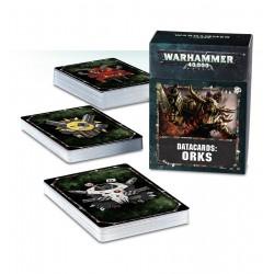 Warhammer 40:000 Datacards - Orks