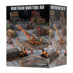 Warhammer 40:000 Munitorum Munitions Hub