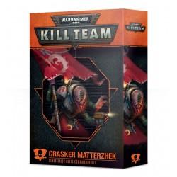 Commander: Crasker Matterzhek (Eng)
