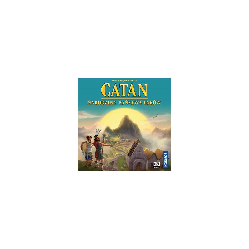 CATAN Narodziny Państwa Inków samodzielna gra