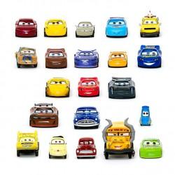 Zestaw 21 Figurek Auta 3 Cars 3