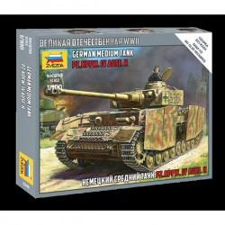 Zvezda 6240 Panzer IV Ausf. H 1:100