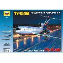 Zvezda 7004 1:144 TU-154M