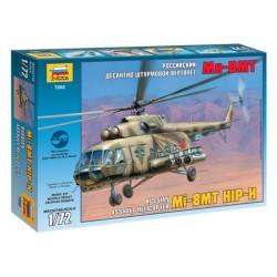 Zvezda 7253 1:72 MiL Mi-8MT HIP-H