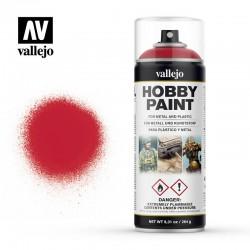 Spray Vallejo Bloody Red 400ml 28.023