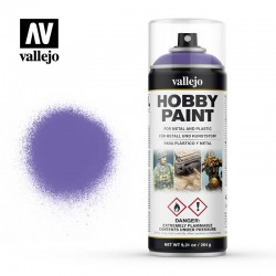Spray Vallejo Alien Purple 400ml 28.025