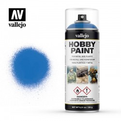 Spray Vallejo Magic Blue 400ml 28.030