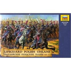 Zvezda 8075 1:72 Polish Uhlans