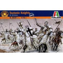 Italeri 6019 1:72 Figurki Teutonic Knights XIII Cent