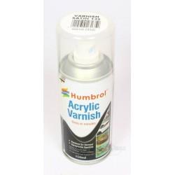 Humbrol Spray 135 Varnish Satin