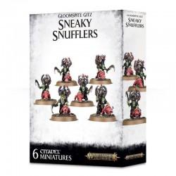 Gloomspite Gitz : Sneaky Snufflers