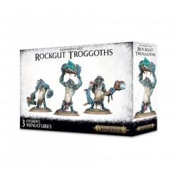 Gloomspite Gitz : Rockgut Troggoths
