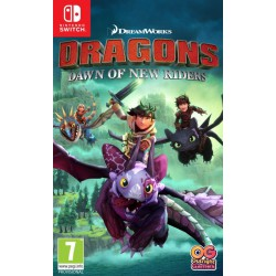 Dragons Dawn of New Riders Switch