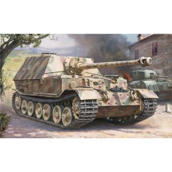 Zvezda 3659 Elefant Sd.Kfz.184 German heavy tank destroyer