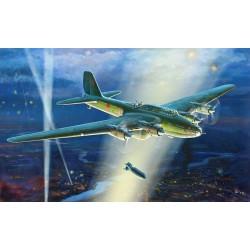 Zvezda 7291 TB-7 Soviet heavy bomber WWII