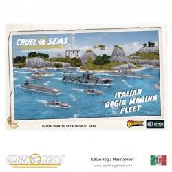 Cruel Seas Italian Regio Marina Fleet