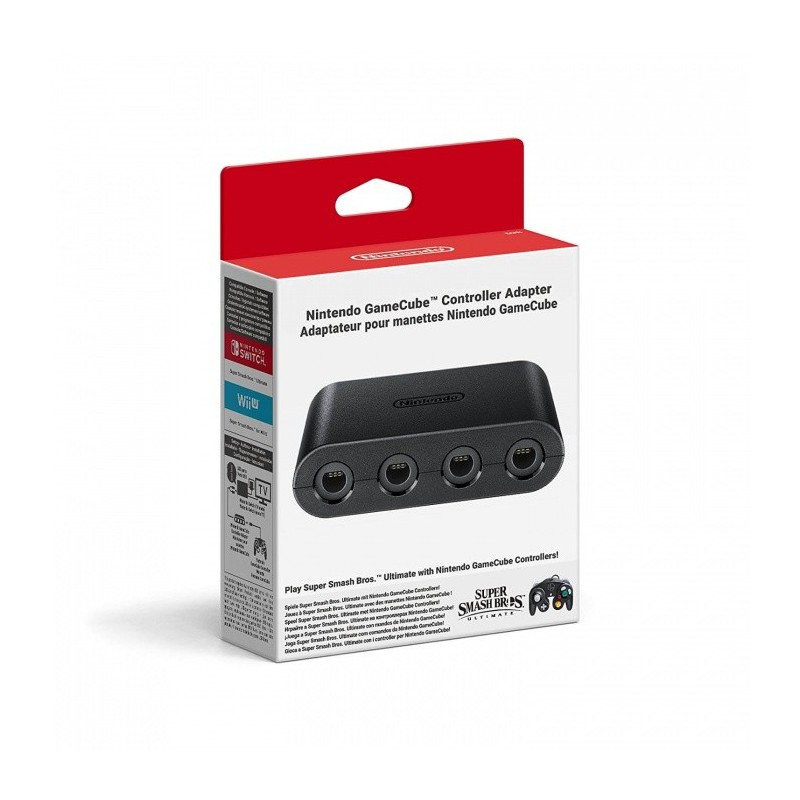 Nintendo Switch GameCube Controller Adapter