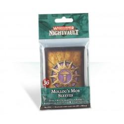Mollog's Mob Sleeves  Koszulki na karty Warhammer Underworlds: Nightvault