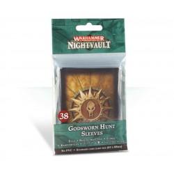Godsworn Hunt Sleeves  Koszulki do kart Warhammer Underworlds: Nightvault