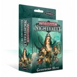 Godsworn Hunt Dodatek do gry Warhammer Underworlds: Nightvault