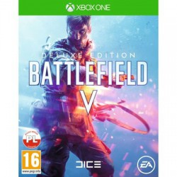 Battlefield V Deluxe Edition PL kod Xbox one Windows 10 PC