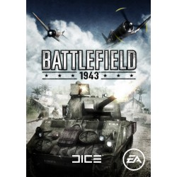 Battlefield 1943 PL kod Xbox One