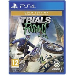 Trials Rising - Gold Edition Ps4