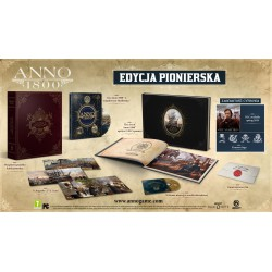 Anno 1800 Pioneers Edition -Edycja Kolekcjonerska PC