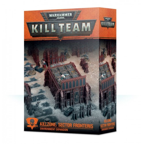 Killzone: Sector Fronteris Environment Expansion Warhammer 40000