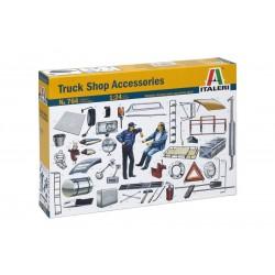 Italeri 0764 1:24 Truck Shop Accessories