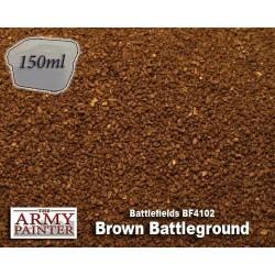 Battlefields: Brown Battleground basing