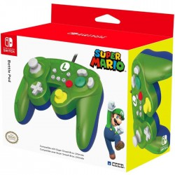 Super Smash Bros GameCube Controller Luigi Switch