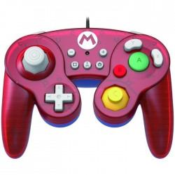 Super Smash Bros GameCube Controller Mario Switch