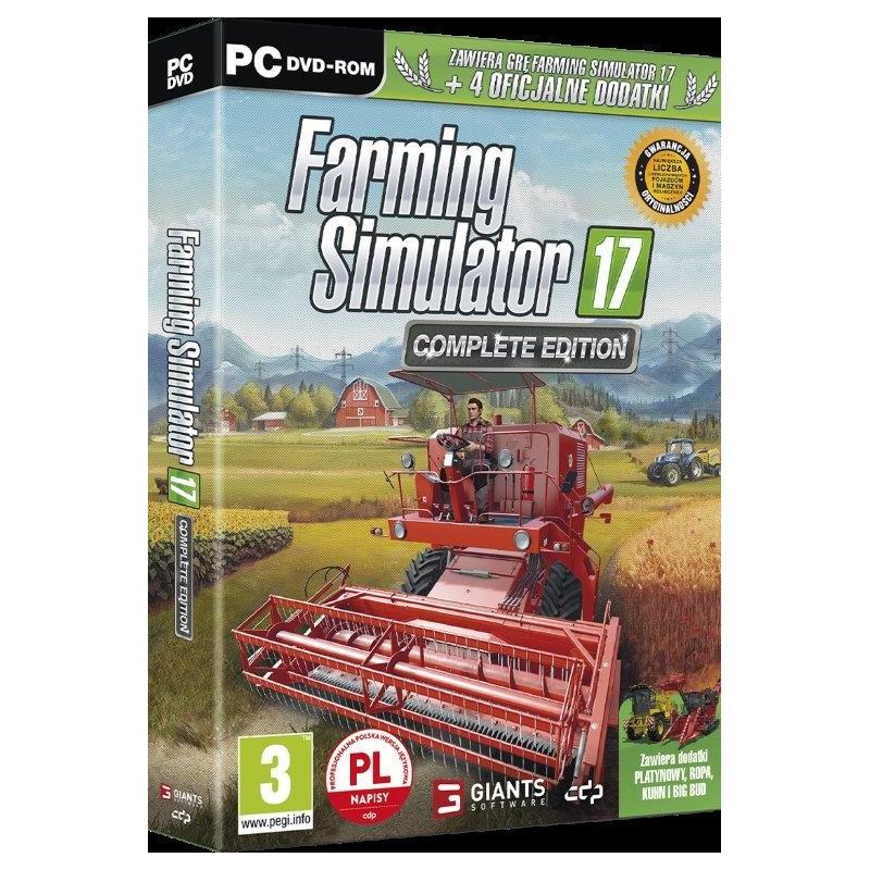 Farming Simulator 17 Complete Edition PC