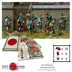 Mounted Samurai Test of Honour