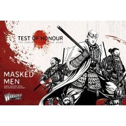 Masked Men Test of Honour