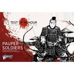 Pauper Soldiers Test of Honour
