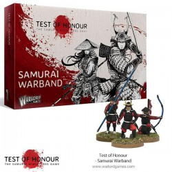 Samurai Warband Test of Honour