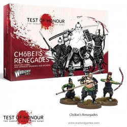 Chōbei's Renegades Test of Honour