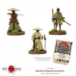 Bandits & Brigands Swordsmen Test of Honour