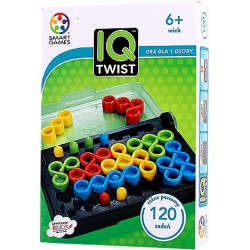 Smart Games IQ Twist Edycja polska Gra planszowa