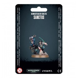 Sanctus Genestealer Cults warhammer 40000