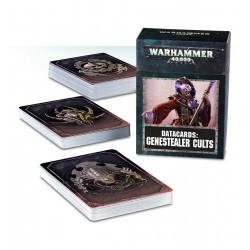 Data Cards: Genestealer Cults Warhammer 40000