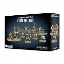 Brood Brothers Genestealer Cults Warhammer 40000