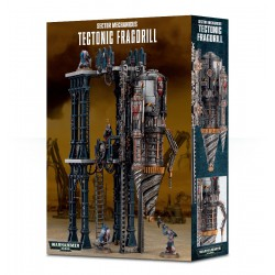 Sector Mechanicus Tectonic Fragdrill Warhammer 40000