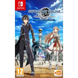 Sword Art Online Hollow Realization Deluxe Edition Switch