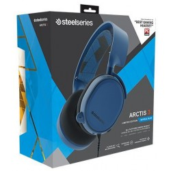 SteelSeries Arctis 3-Gaming Headset-Blue (Multi)