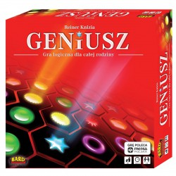Geniusz  Ingenious Gra planszowa