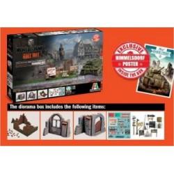 Italeri 36505 1:35 World of Tanks Himmelsdorf Diorama SE