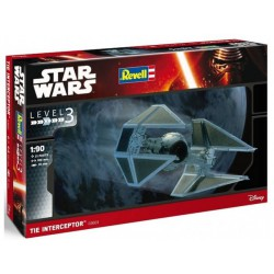 Revell 03603 Star War Tie Interceptor